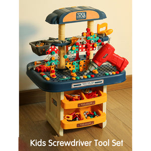 Screwdriver Tool Toy