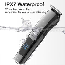 Load image into Gallery viewer, 4 in 1 Waterproof Digital Clipper