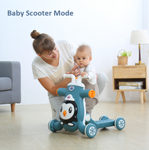 Load image into Gallery viewer, 3 IN 1 Baby Walker