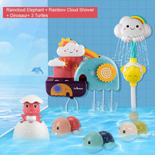 Load image into Gallery viewer, 🐘🐻Floating Animal Bath Toys