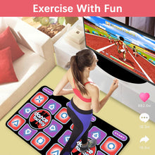 Load image into Gallery viewer, Wireless Double-player Dancing Mat