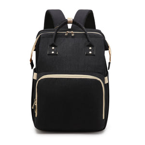 2 in 1 Multifunctional Travel Mommy Backpack