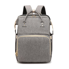 Load image into Gallery viewer, 2 in 1 Multifunctional Travel Mommy Backpack