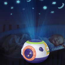 Load image into Gallery viewer, Starry Sky Night Light Projector Children Night Light Projector Kids Baby Sleep Toys Projector Christmas Toys For Children