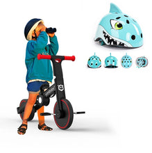 Load image into Gallery viewer, 4 In 1 Kids Trike