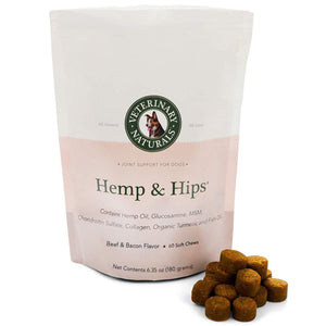 Hemp & Hips 6 Pack 25% Off