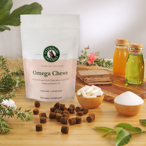 Omega Chews 3 Pack 25% Off