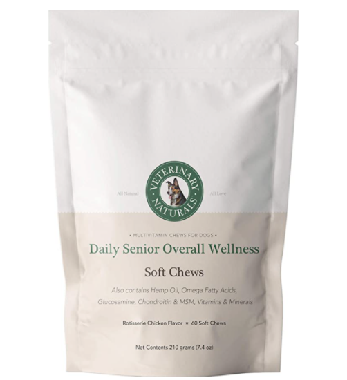 Daily Senior Overall Wellness