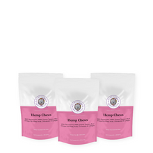 Load image into Gallery viewer, Hemp Chews 3 Pack by Pupourri 20% Off