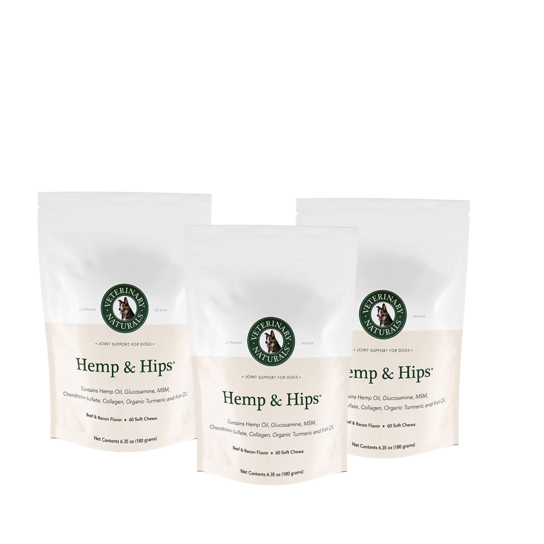 Hemp & Hips 3 Pack 20% Off