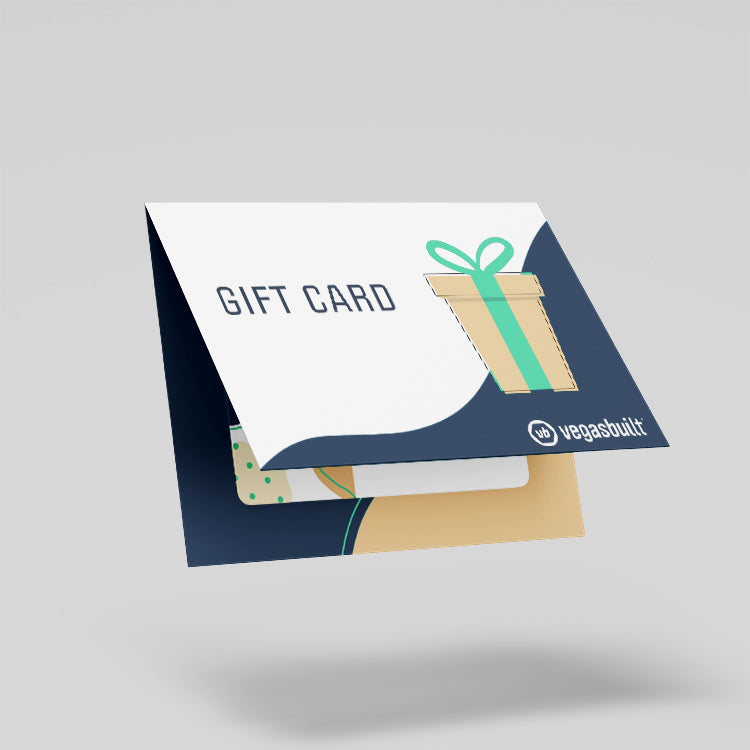 Vegas Built Gift Card - Vegas Built