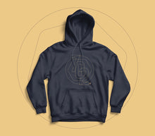 Load image into Gallery viewer, Midnight City 702 Hoodie - Vegas Built