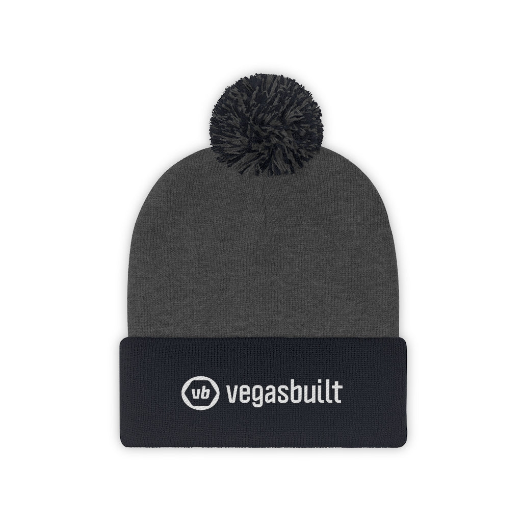 Midnight City Original v3 Pom Beanie