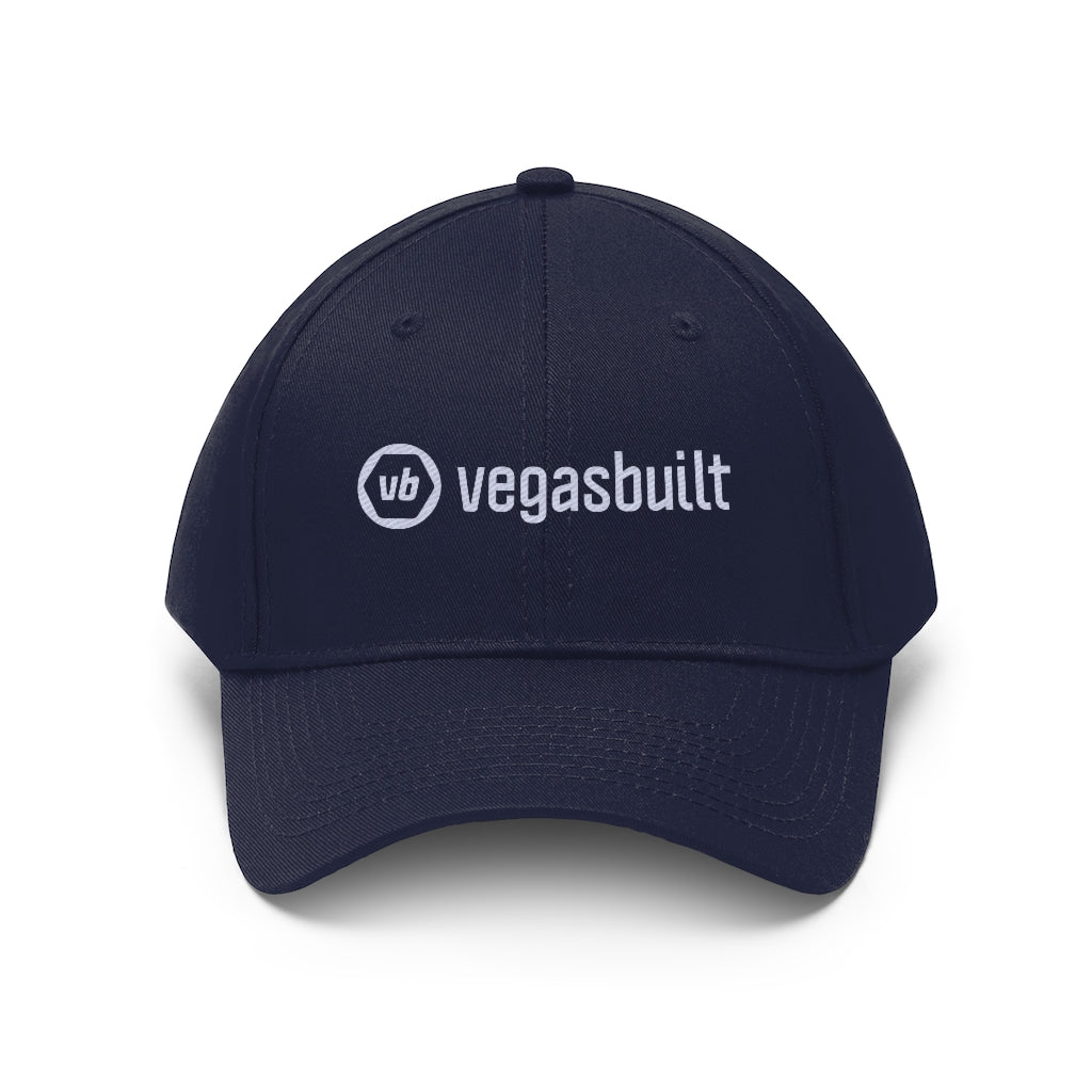 Midnight City Original Twill Hat - Vegas Built