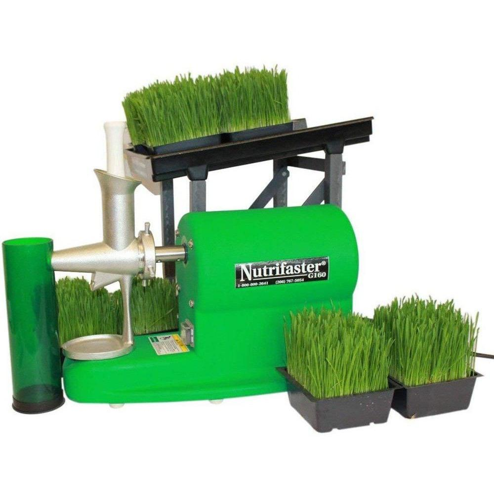 Nutrifaster G160 Wheatgrass Juicer