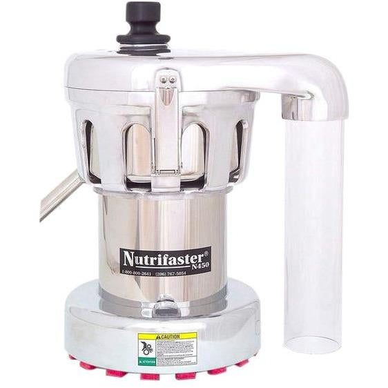 Nutrifaster N450 Multi-Purpose Commercial Centrifugal Juicer 110V