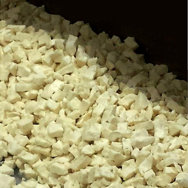 Curds-5# Bag of Creamy White Cheese Curds