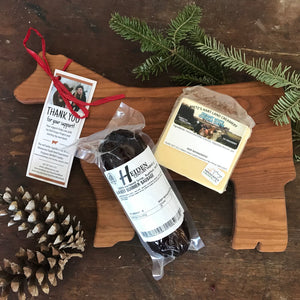 Meat, Cheese & Cutting Board Gift Set 1