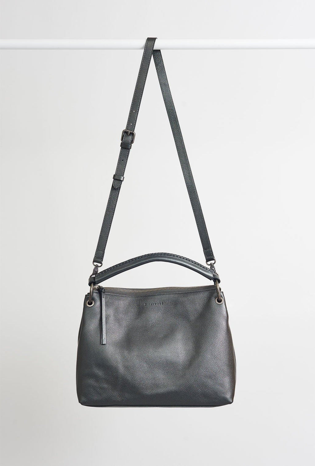 BRIARWOOD PADDINGTON BAG - GUNMETAL