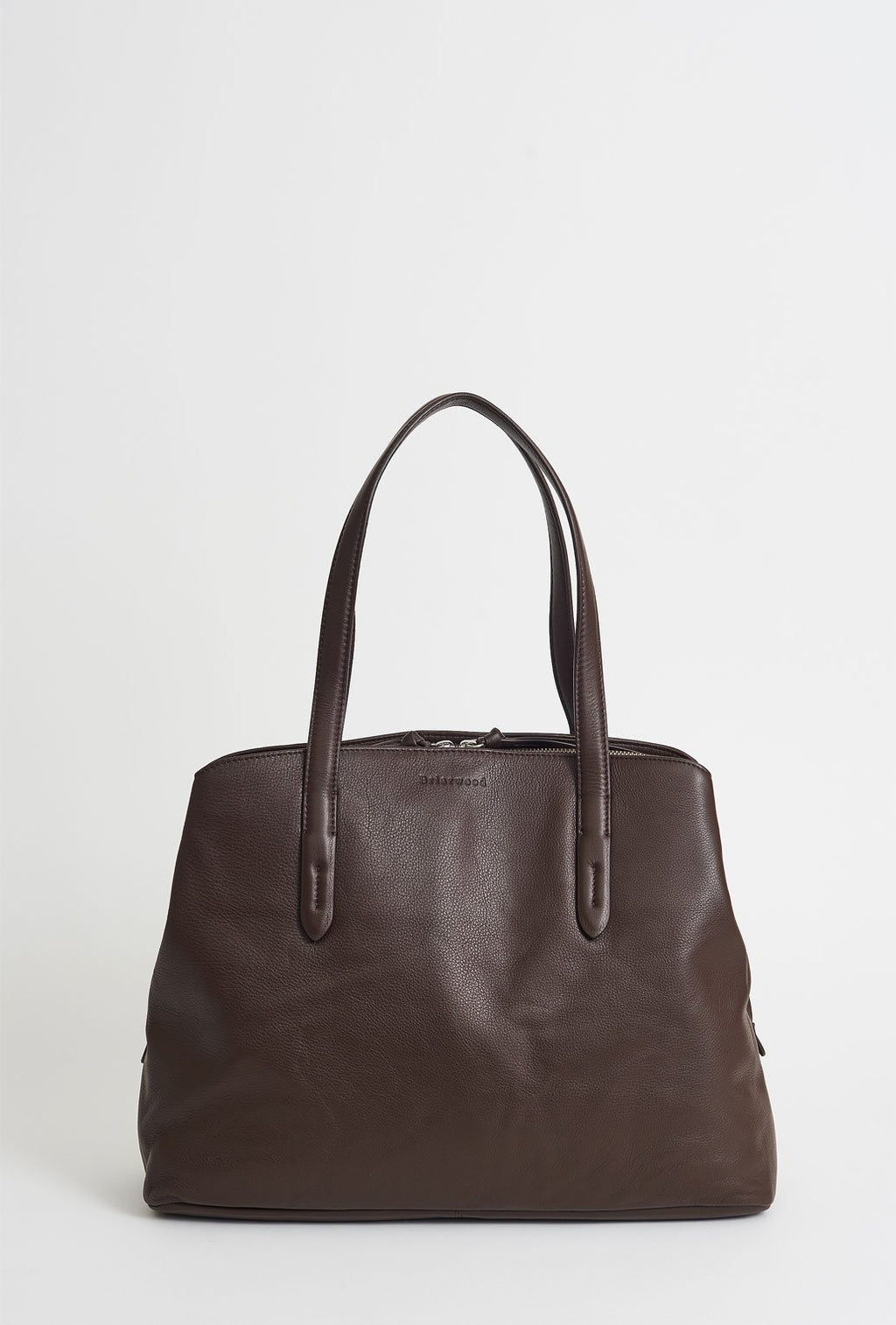 BRIARWOOD PADGETT BAG - CHOCOLATE