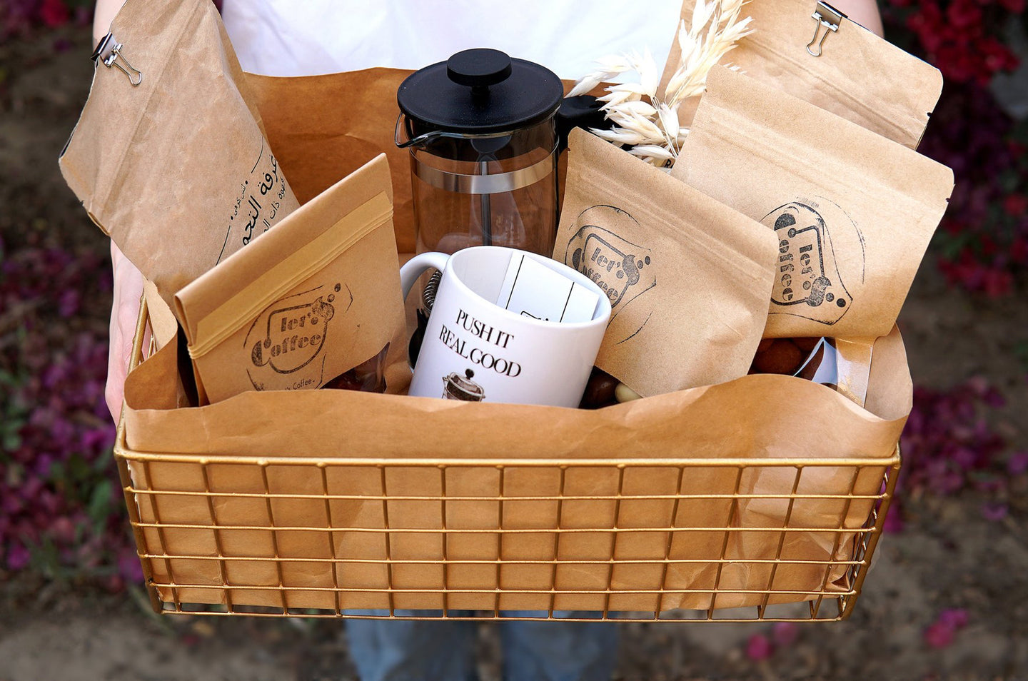 The Great French Press Package