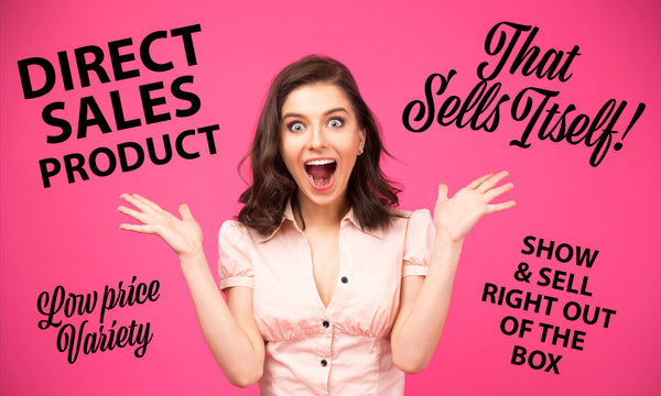 direct sales product that really sells