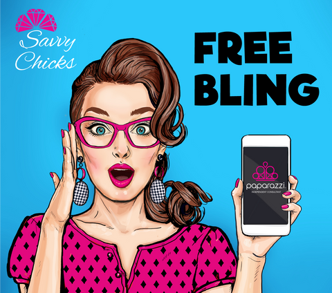 host a party and get free bling