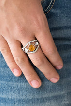 Load image into Gallery viewer, Rich with Richness - Orange Ring - SavvyChicksJewelry