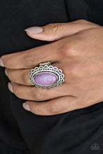 Load image into Gallery viewer, Madly Nomad - Purple Paparazzi Ring - SavvyChicksJewelry