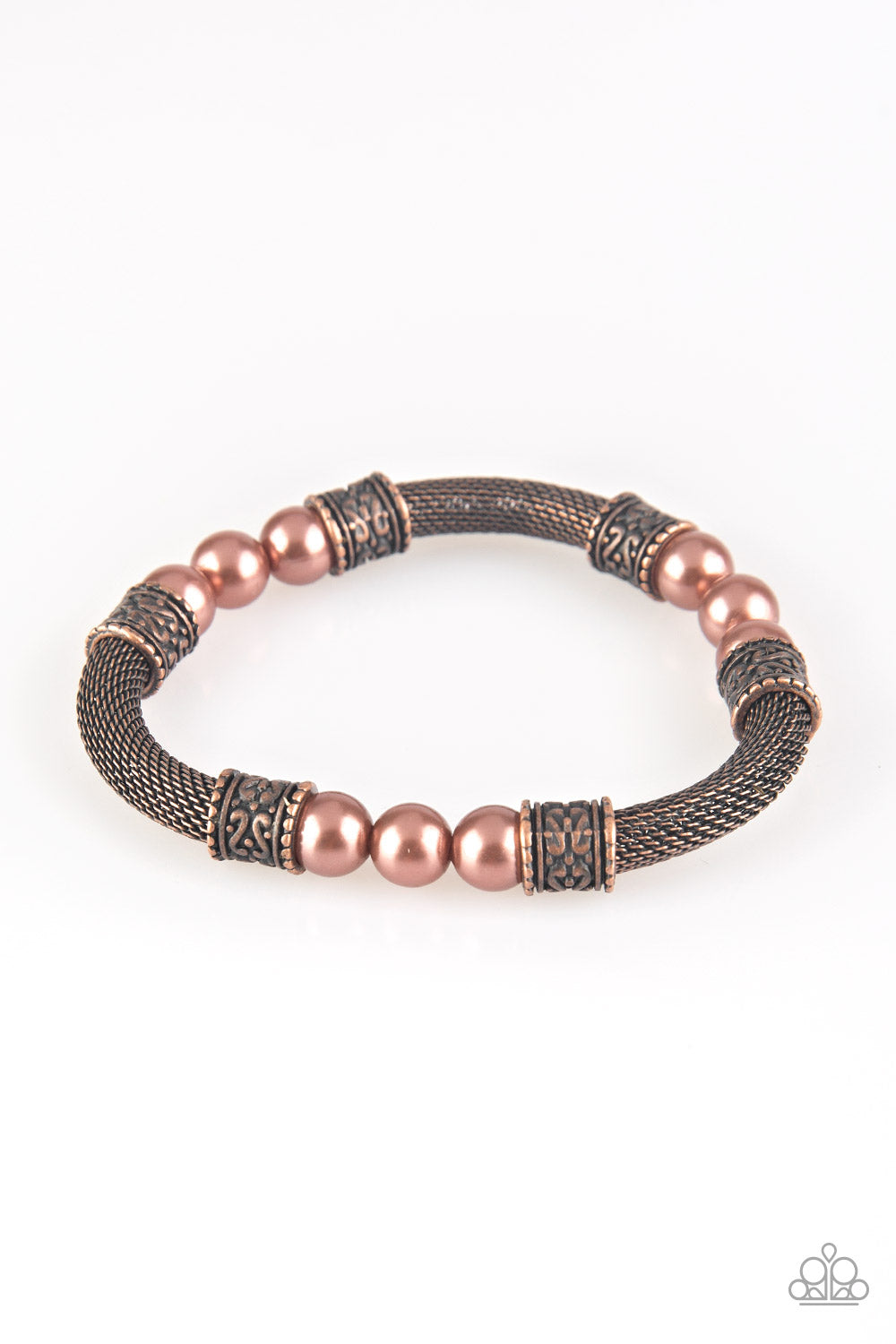 Talk Some SENSEI - Copper Bracelet - SavvyChicksJewelry