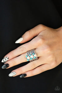 Point Me to Phoenix - White Ring - SavvyChicksJewelry