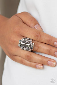 Empire - Silver Ring - SavvyChicksJewelry