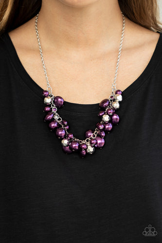 Battle of the Bombshells - Purple - SavvyChicksJewelry