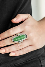 Load image into Gallery viewer, Desert Tranquility - Green Ring - SavvyChicksJewelry