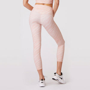 Kei's Sleeveless Yoga Gym Legging Set