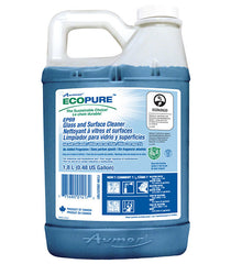 AVMOR ECOPURE EP69 GLASS & SURFACE CLEANER - 1,8L, (4/case)