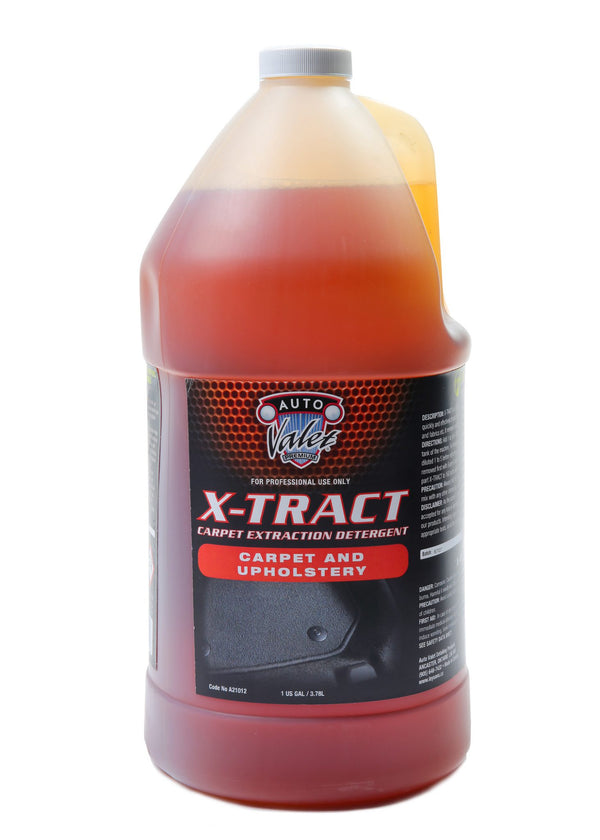 AV - X-TRACT CARPET & UPHOLSTERY EXTRACTION DETERGENT - 3,78 L - V210-12