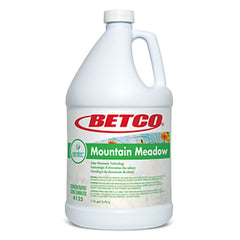 BETCO SENTEC MOUNTAIN MEADOW LIQUID DEODORIZER CONCENTRATE - 4L, (4/case)