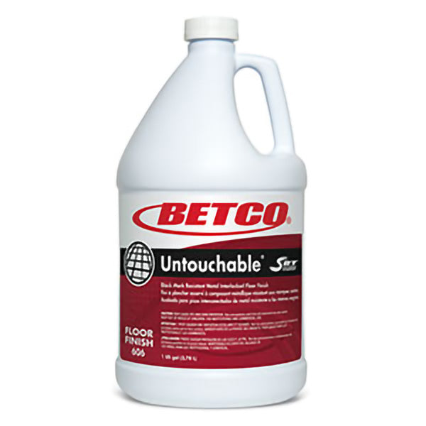 BETCO UNTOUCHABLE FLOOR FINISH w/SRT - 4L (4/case) - F4208