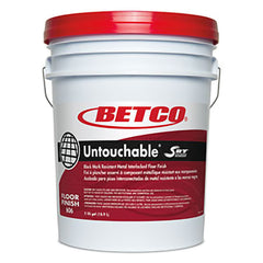 BETCO UNTOUCHABLE FLOOR FINISH w/SRT - 18,9L