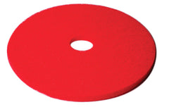 "CHECKERS 15"" RED FLOOR PAD (5/case)"