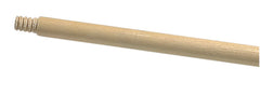 "60"" THREADED WOOD HANDLE (25/package)"