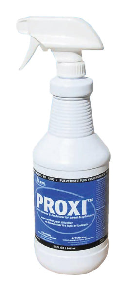 PROXI CARPET & UPHOLSTERY STAIN REMOVER - 946mL (12/case) - F5553