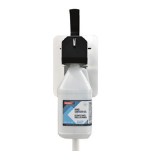 CHECKERS FREE-STANDING SANITIZER DISPENSING SYSTEM