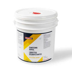 CHECKERS ALCOHOL SANITIZING WIPES - 450/bucket
