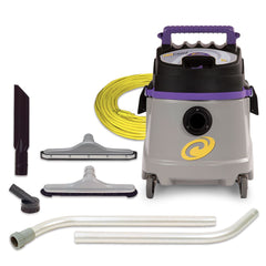 PROTEAM PROGUARD 10 WET/DRY VACUUM w/TOOL KIT
