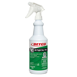 BETCO GE FIGHT BAC RTU CLEANER DISINFECTANT - 946mL,12/case