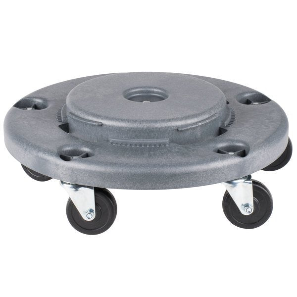 DOLLY FOR GARBAGE CONTAINERS - 5 Casters
