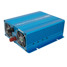 Load image into Gallery viewer, 12V 1000W PURE SINE WAVE INVERTER