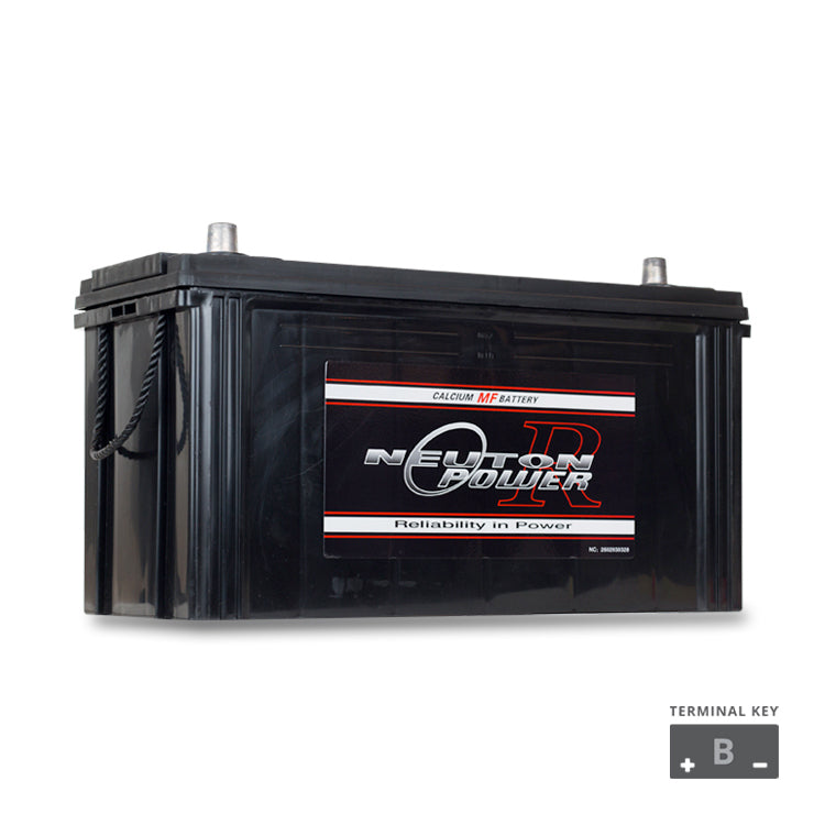 N100 MF COMMERCIAL BATTERY 750CCA